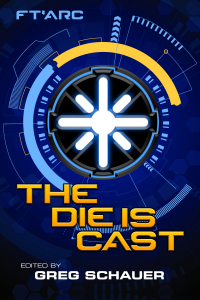 From The Archives, The Die Is Cast, a collection of science fiction, based on the Alliance Archives series